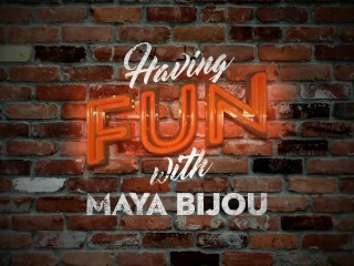 Maya Bijou - Lusty Fuck Whore