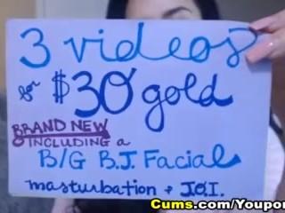 Sexy Naughty Babe Having Hot Webcam Show