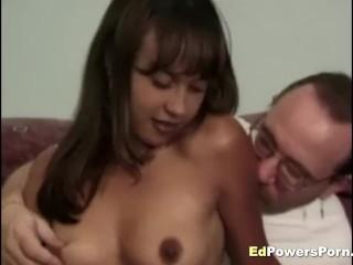 Latina gets ass plowed