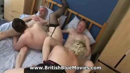 Wife fucking while husband watches