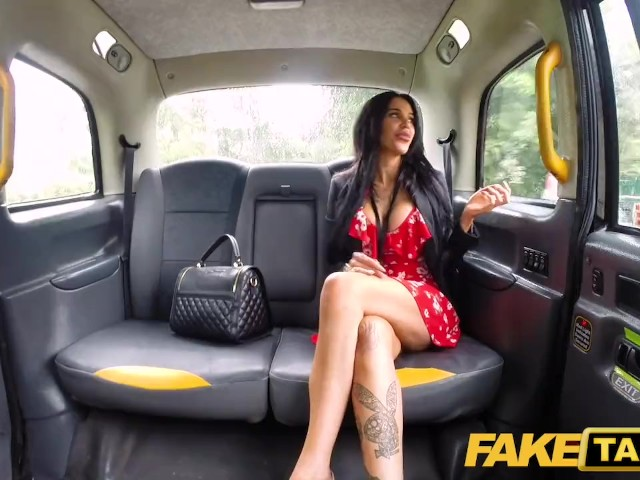 Fake Taxi Horny Deepthroat And Busty Anal Fuck Reward For -8359
