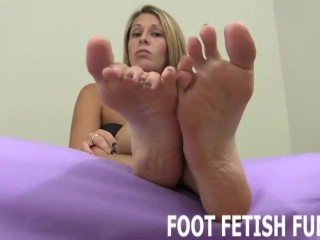 Foot Fetish Teasing And Female Domination Videos