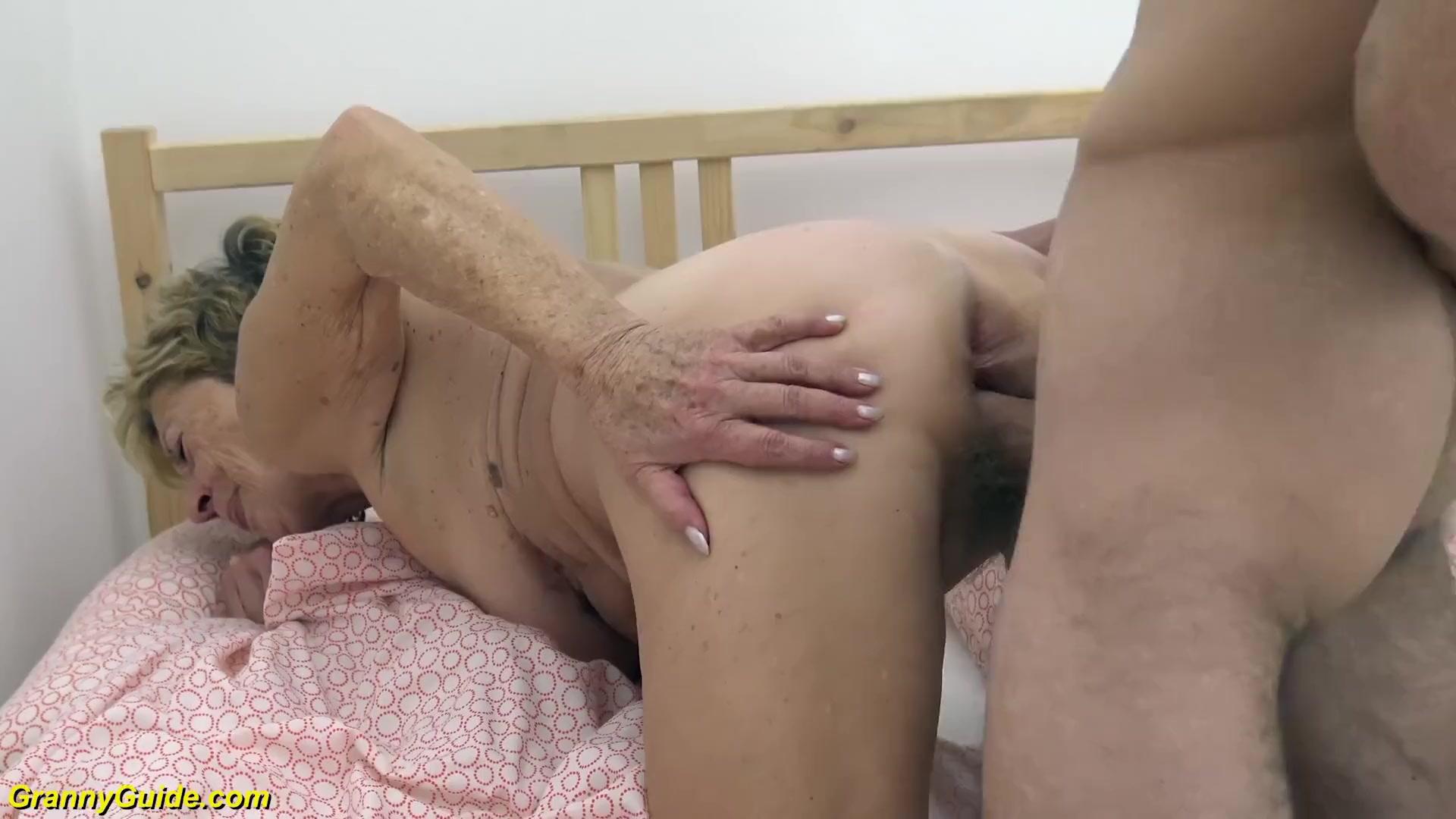 Super old granny porn compu