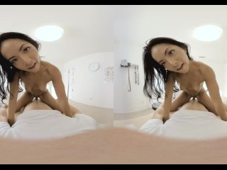 VRBangers One On One With Sexy Latina Veronica Rodriguez VR Porn