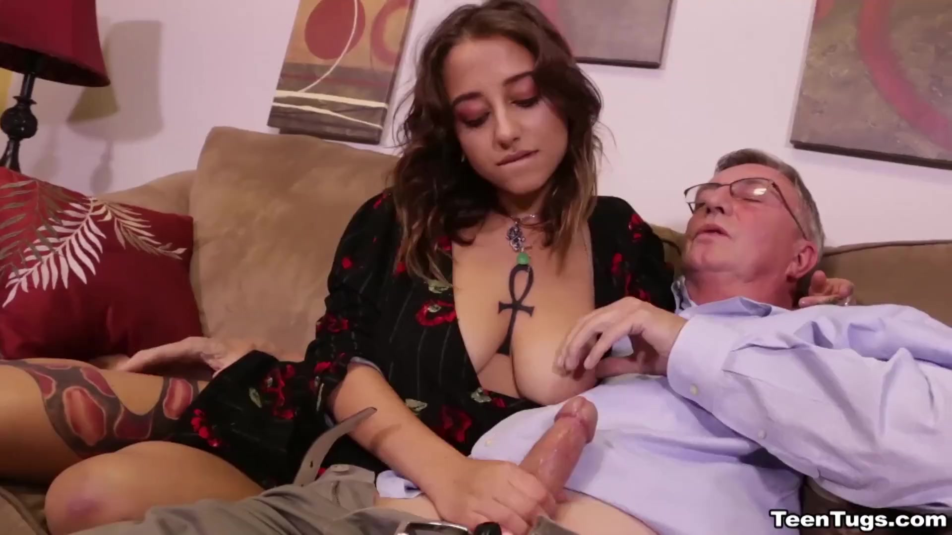 Old man giant cock porn