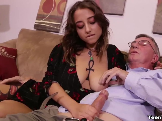 Jerking Off The Old Man - Free Porn Videos - Youporn-3600