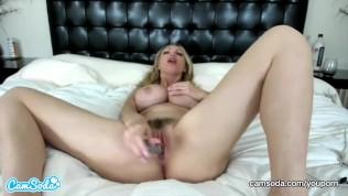 CamSoda - Nikki Benz Big Tits Masturbation Orgasm