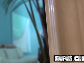 Mofos - Pervy stranger  films hot teen Tatum Pierce fucking her bf