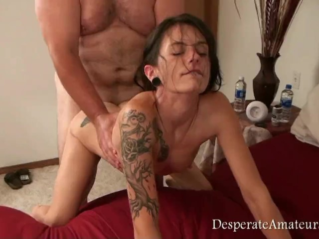 Amateur cum in moth bdsm