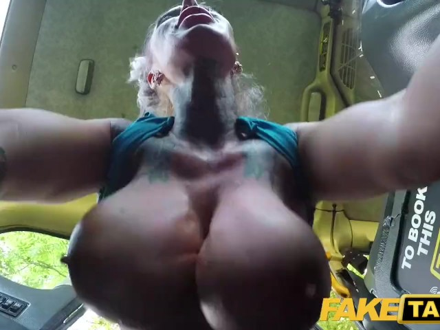 Fake Taxi Blonde Big Ass