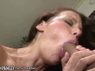 OutOfTheFamily Caught Mom Taking My Husband's Dick Up Her Ass