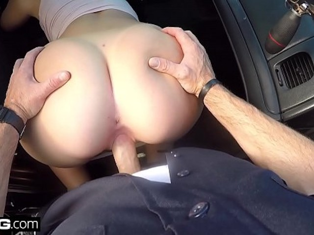 Thick White Bitch Gets Fucked
