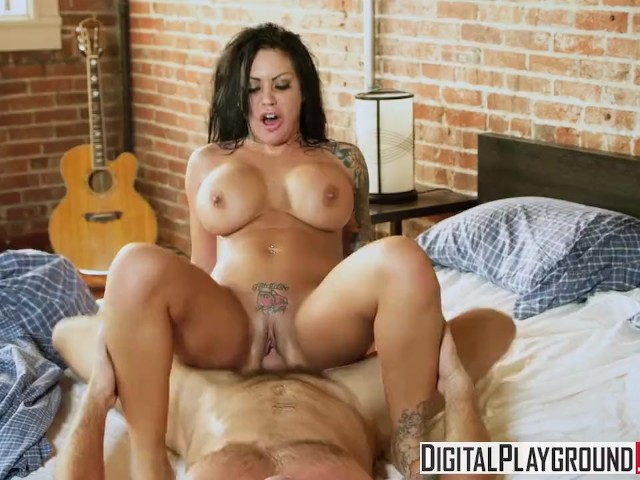 Digital Playground - Inked Teen Mason Moore Wants Big Cock -2088