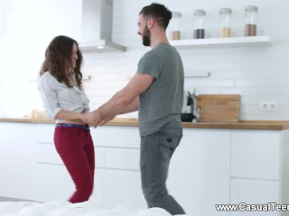 Casual Teen Sex - Mickey Moor - Hot fuck with casual stranger
