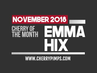 Emma Hix is Our November Cherry of the Month