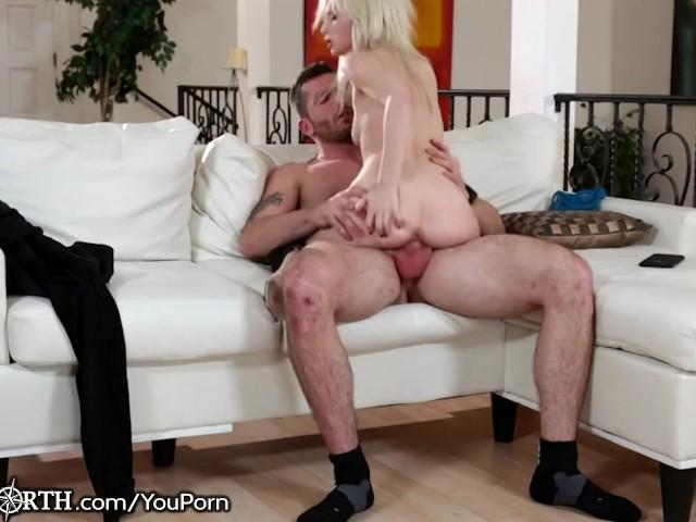 Big Booty Riding Big Dick