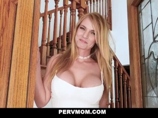 PervMom - Hot Cougar Gets Fucked by Young Neighbor