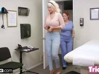 Trickery - MILF Bridgette B has sex with her big dick doctor