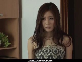 Ravishing full porn session with naked, Kaori Maeda - More at javhd.net