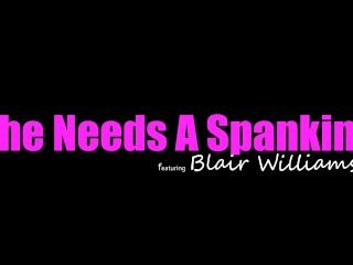 Blair Williams And Her Sexy Ass Gets Pussy Pounded! S6:E4