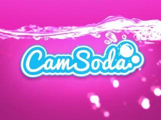 CamSoda - Alexis Monroe Underwater Sex Blowjob