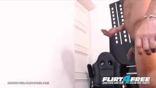 Flirt4Free - Sexy Hunk with Monster Cock