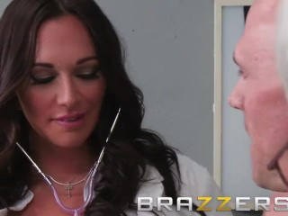 BRAZZERS - Dirty Doctor Destiny Dixo is needs a big dick to keep her happy