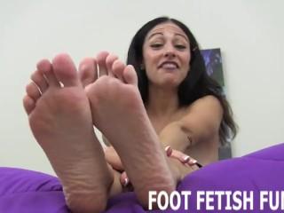 Female Feet And Foot Fetish Femdom Porn