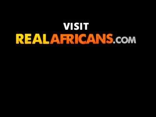 African Amateur Slut Street Pickup and Toilet Fuck