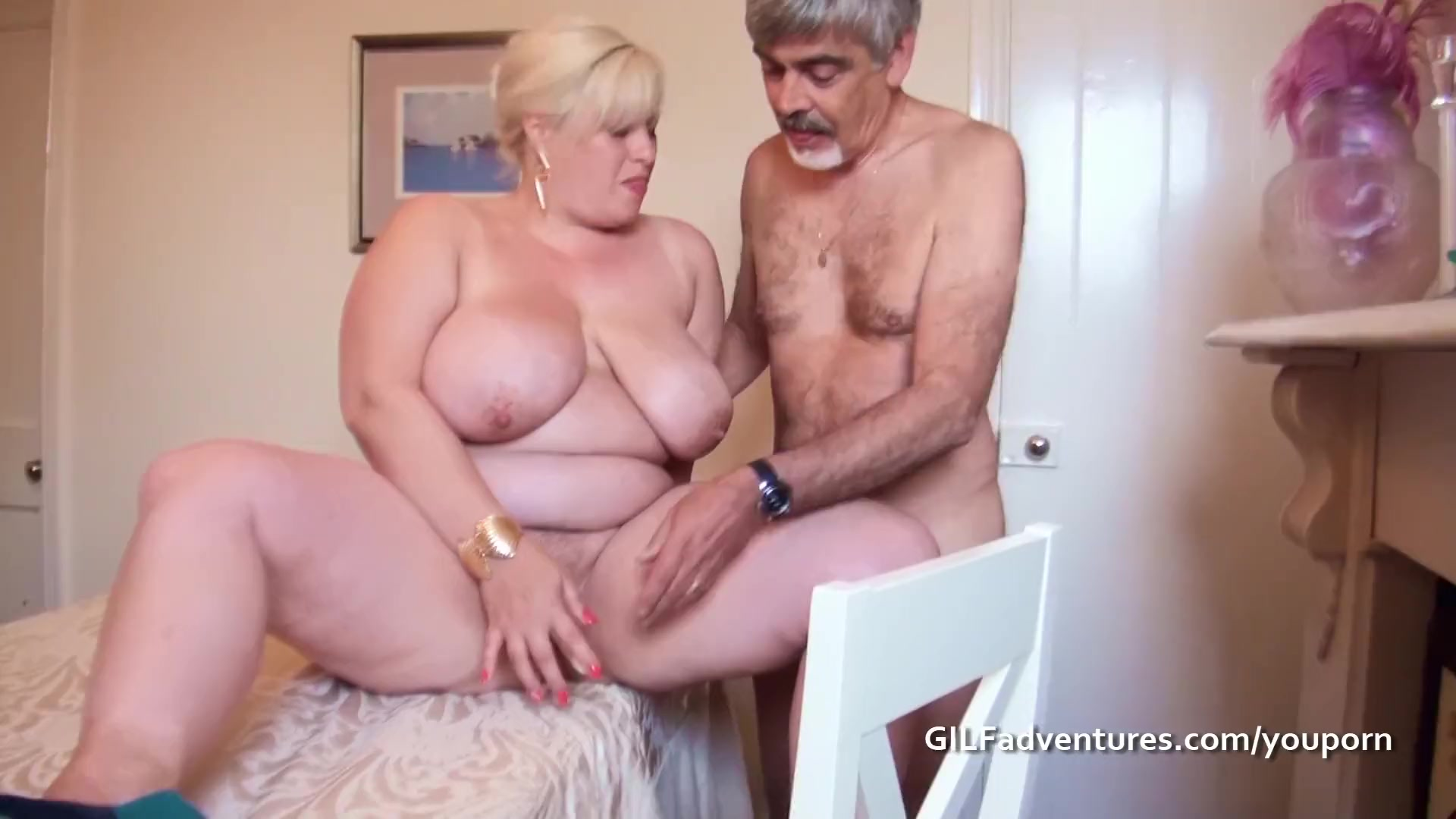 Zinga Industries - Old Old Granny Lesbian First Time -4587