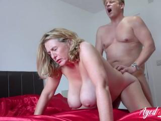 AgedLovE Hardcore Sexual Intercourse Compilation
