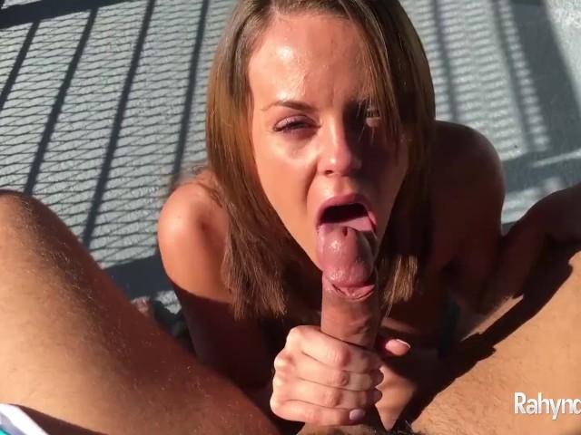 Vicki Chase Pov Blowjob