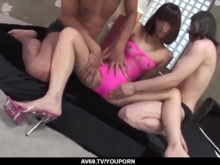 Complete Asian anal sex for needy Rin Yuzuki - More at 69avs.com