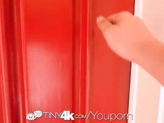 TINY4K Two asian teens fucked in juicy THREESOME