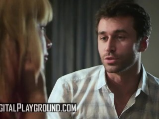 Digital Playground - Teen Kayden Kross gets pounded hard while she cheats on her bf