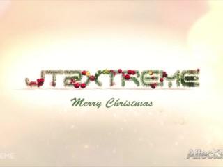 Sextoy/with santa holidays animation futanari