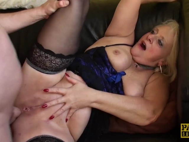 British Blonde Big Tits Anal