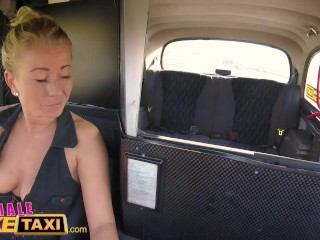 Female Fake Taxi Do I Know Your Cock?