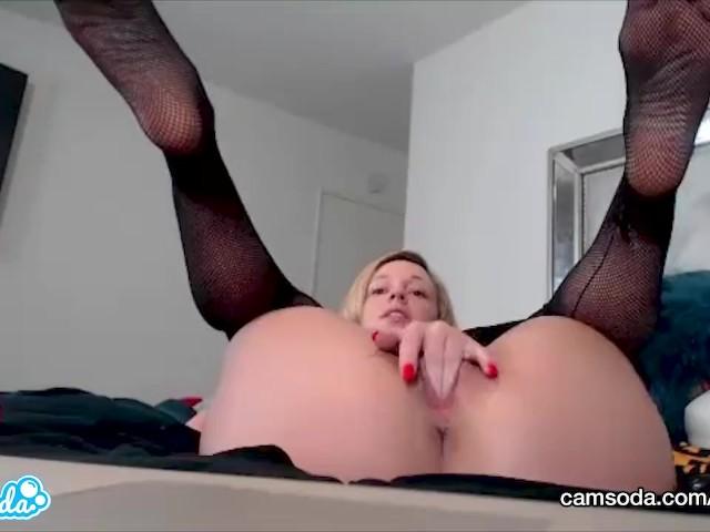 Big Ass Public Masturbation