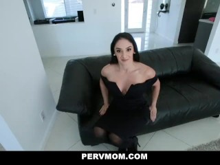 PervMom - Hot Milf Gets Pounded In The Laundry Room