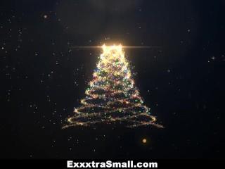 ExxxtraSmall - Fucking Sexy Jasmine Grey Disguised As An Elf