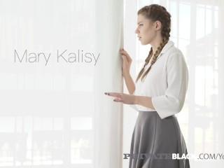PrivateBlack - Braided Babe Mary Kalisy Fucks Big Black Cock
