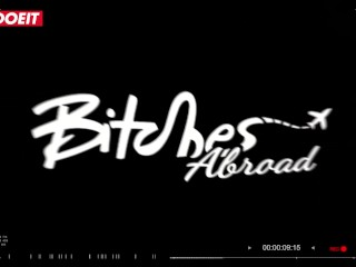 LETSDOEIT - TOURIST BABE FUCKED BY BNB HOST