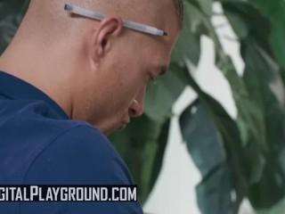 Digital Playground - Busty babe Madison Ivy fucks her ex boyfriend after class