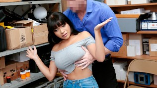 ShopLyfter – Aryana Amatista Gets Caught Stealing And Fucks Her Manager