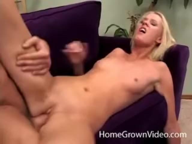 Big Booty Blonde Fucked Hard