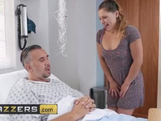 Brazzers - Big tit  nurse Alexis Fawx Fucks the Pain Away