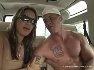 I love the way my girlfriend works my cock