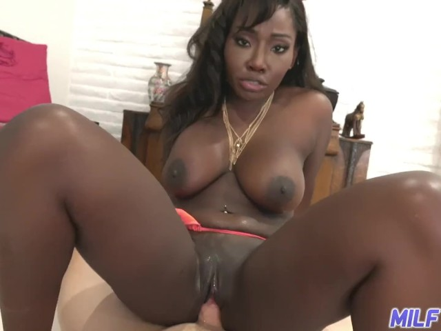 Bbw Ebony Sucking Black Dick