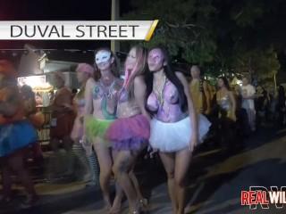 Insane Street Flashers Key West 3